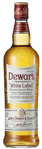 Dewars WHITE LABE