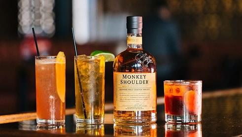 Виски Манки Шолдер: история и обзор напитка