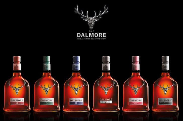 Обзор видов виски Далмор