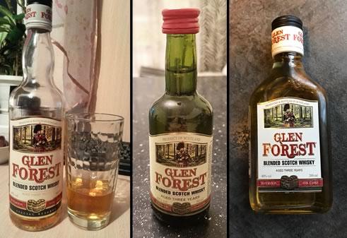 Виски Глен Форест: история и обзор напитка коротко