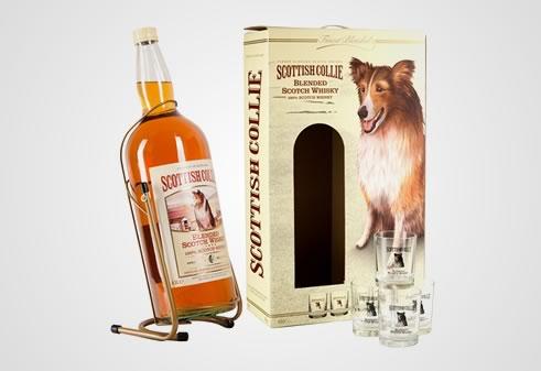 Виски Скоттиш Колли: история и обзор напитка