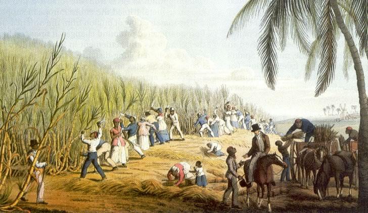 Рабство и ром