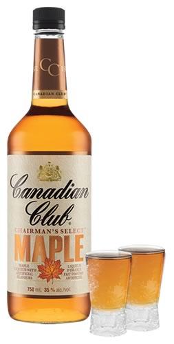 Canadian Club Maple