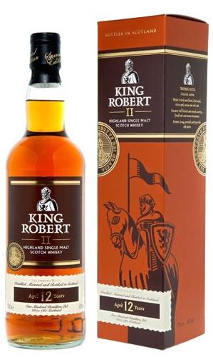 12 YO Highland Single Malt Scotch Whisky
