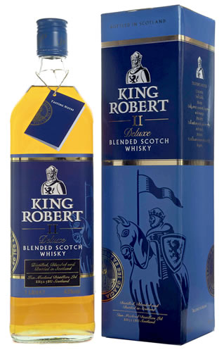 Deluxe Blended Scotch Whisky