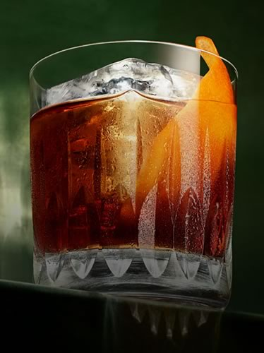 Jägermeister Old Fashioned
