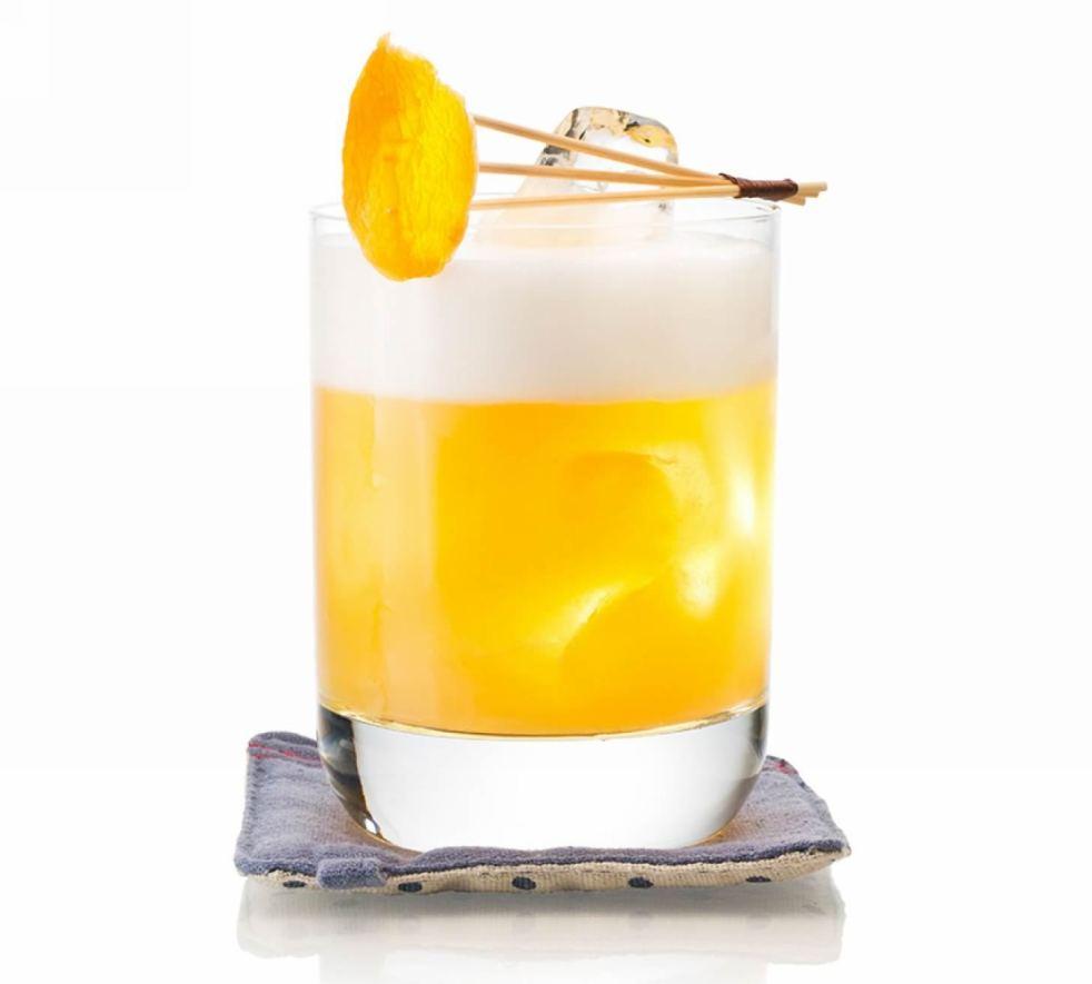 Бехер кленовый сауэр рецепт коктейля, состав, фото
