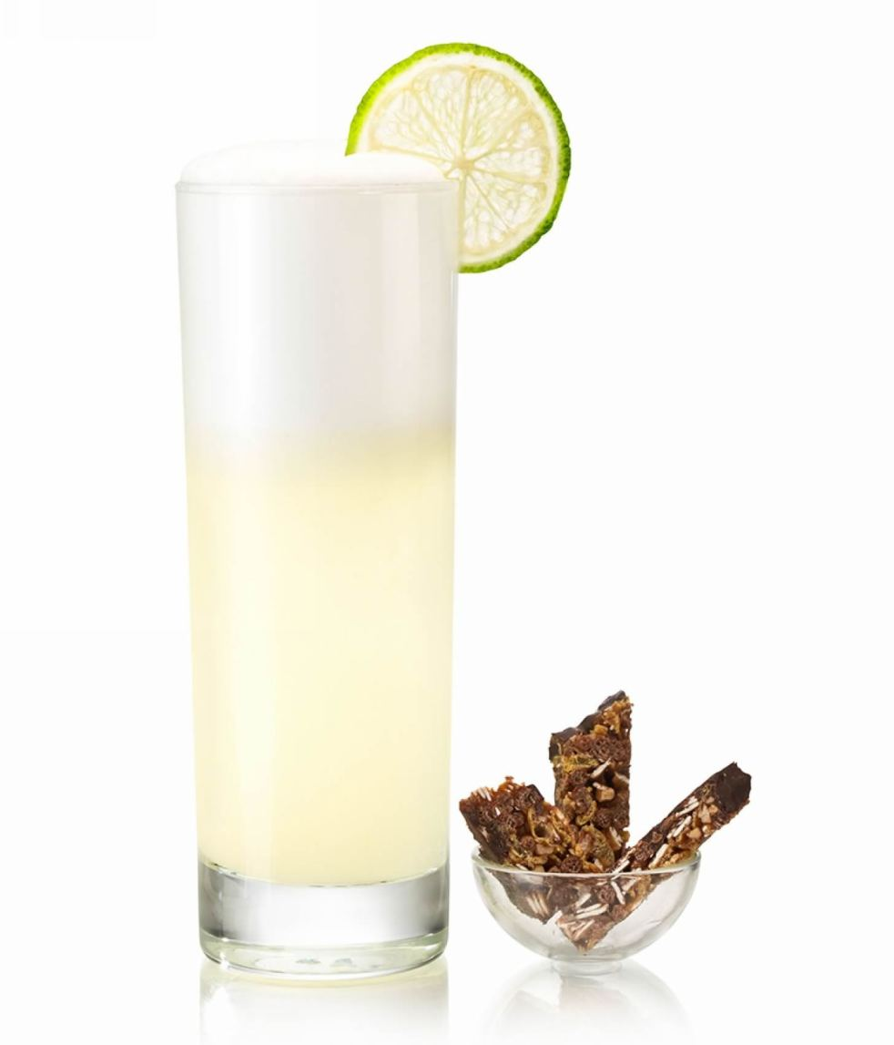 Какао Шанель Физ рецепт коктейля, состав, фото