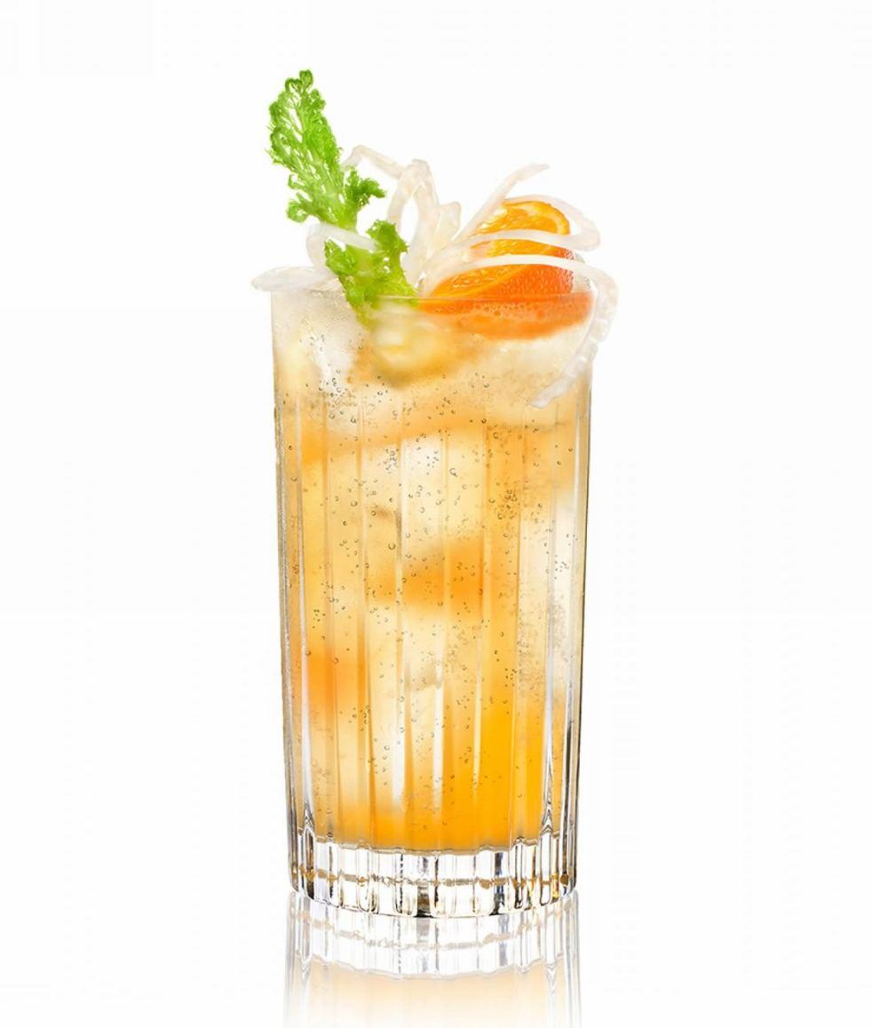 Фенхель коллинз рецепт коктейля, состав, фото