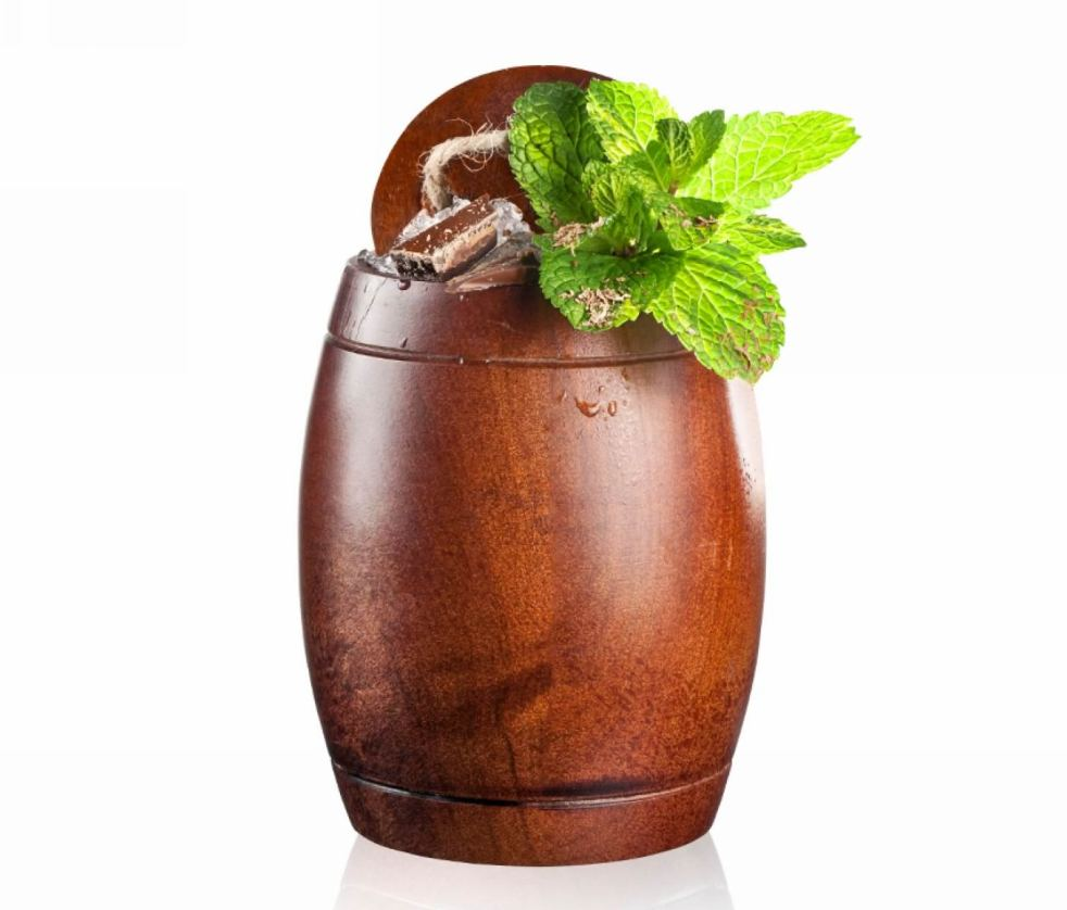 Шоколадная чайная фабрика рецепт коктейля, состав, фото