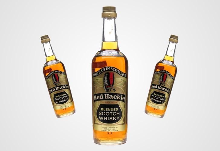 Виски Ред Хакл (Red Hackle): история, обзор вкуса и видов