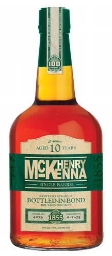 Henry Mckenna Single Barrel