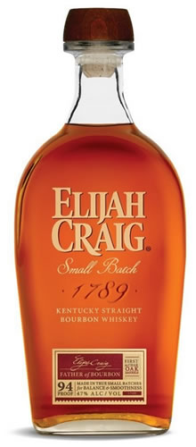 Elijah Craig Bourbons