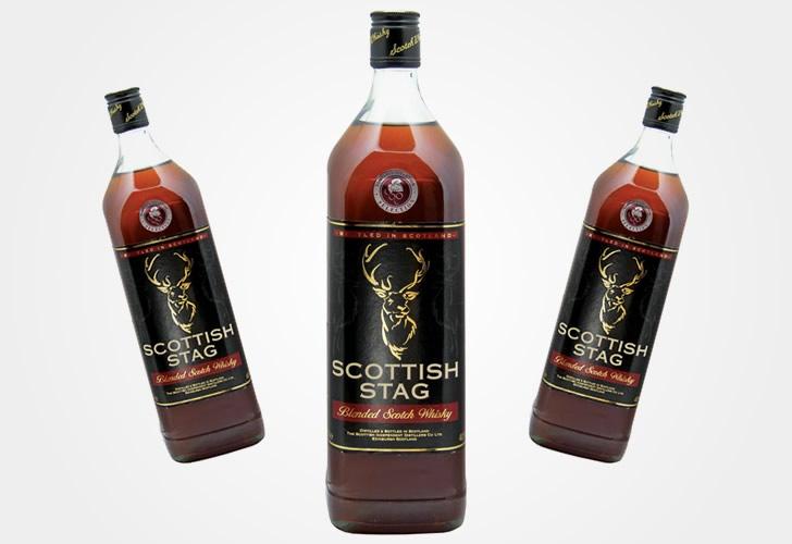 Виски Scottish Stag: история и обзор напитка