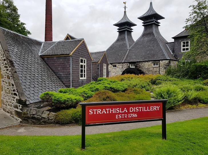 История бренда Strathisla