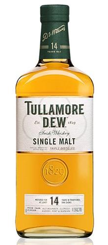 Tullamore 14 Year Old Single Malt