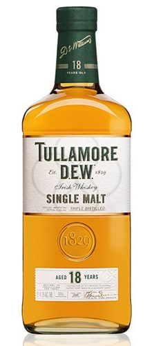 Tullamore 18 Year Old Single Malt