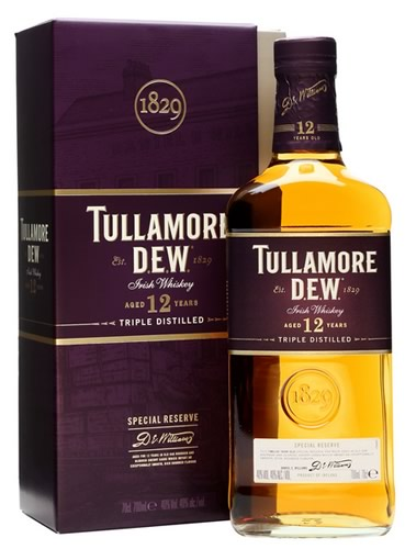 Tullamore 12 Year Old Special Reserve