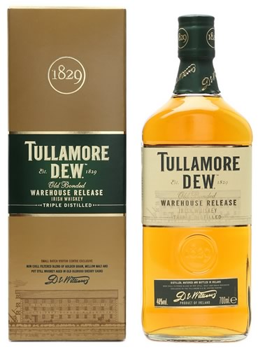 Tullamore Old Bonded Warehouse Release