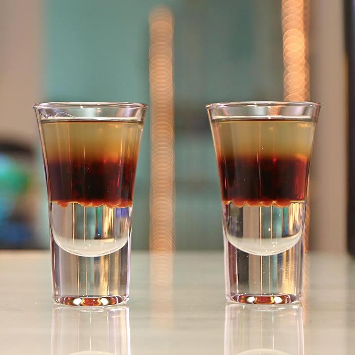 Удар Чака Норриса рецепт коктейля, состав, фото