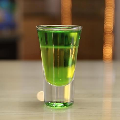 Зеленая Фея №2 рецепт коктейля, состав, фото