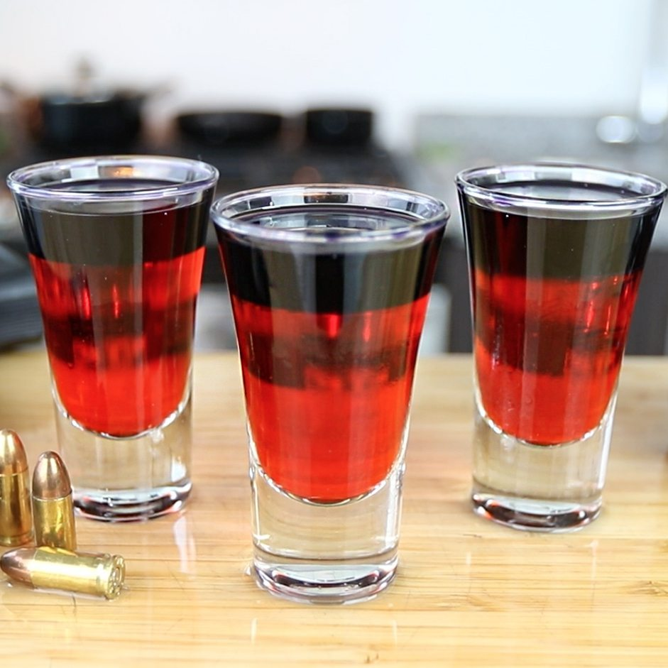 Выстрелы дэдпула рецепт коктейля, состав, фото