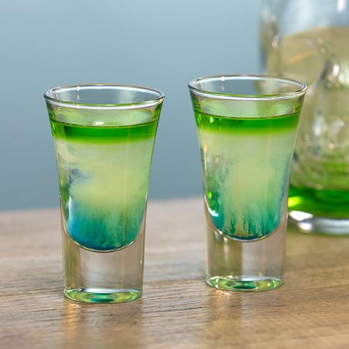 Зеленые облака рецепт коктейля, состав, фото