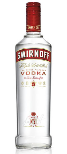 Smirnoff Red No. 21