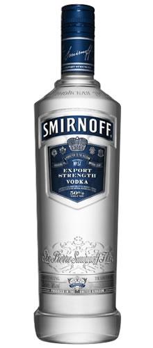 Smirnoff Blue 100 Proof