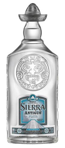 Sierra Tequila Antiguo Plata