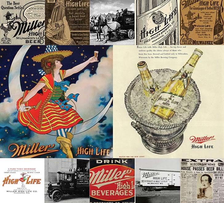История пива Миллер