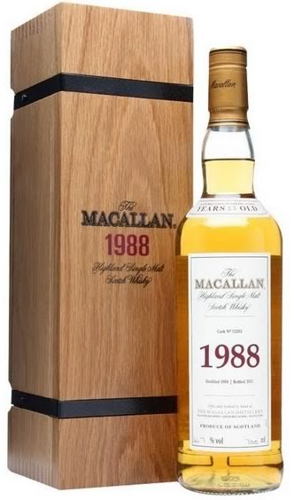 Fine And Rare Macallan