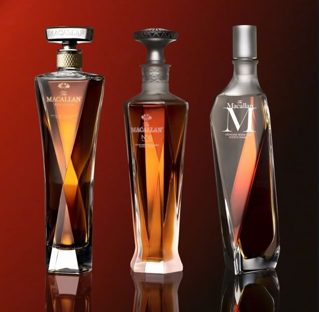 The Masters Decanter Series Macallan