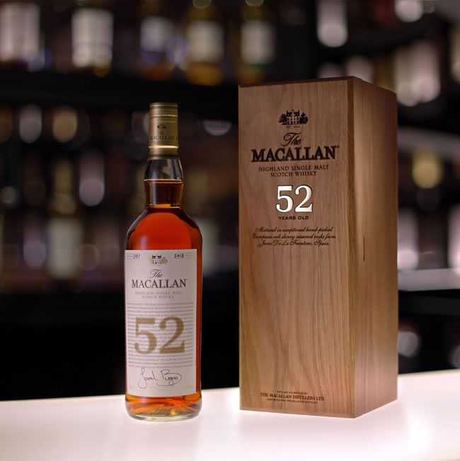 Limited Releases Macallan