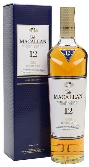 Double Cask Macallan
