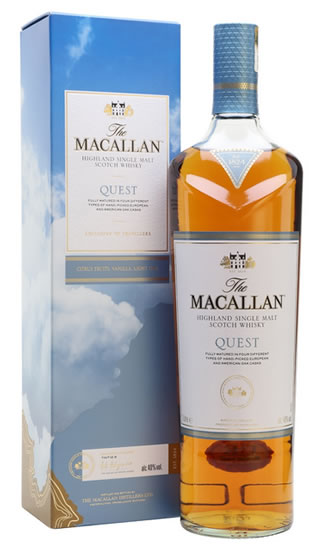The Quest Collection Macallan