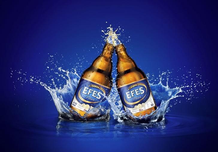 Эфес пиво в стекле
