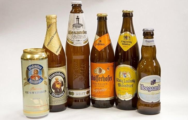 Марки нефильтрованного пива
