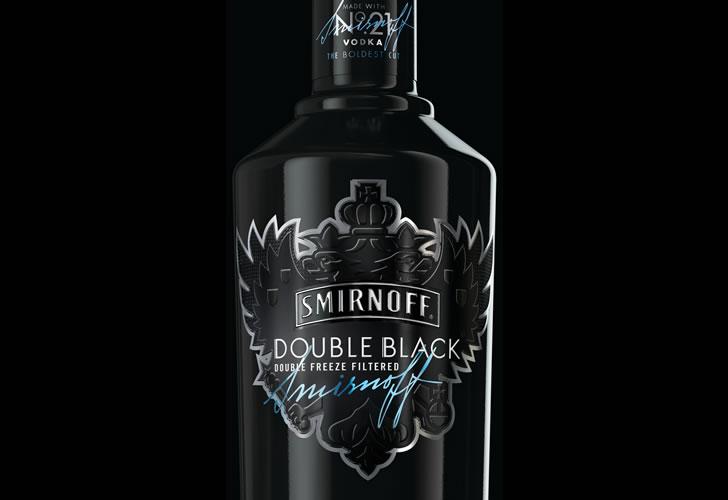 Smirnoff Double Black