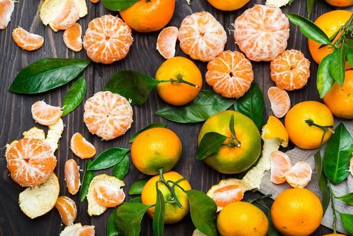 Мандариновый сироп: 2 рецепта в домашних условиях