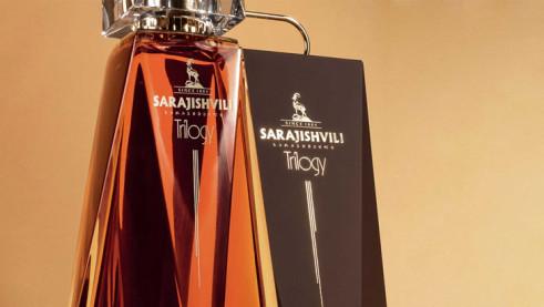 Коньяк Сараджишвили: обзор напитка, виды, история и факты