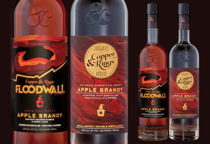Copper Kings American Apple Brandy
