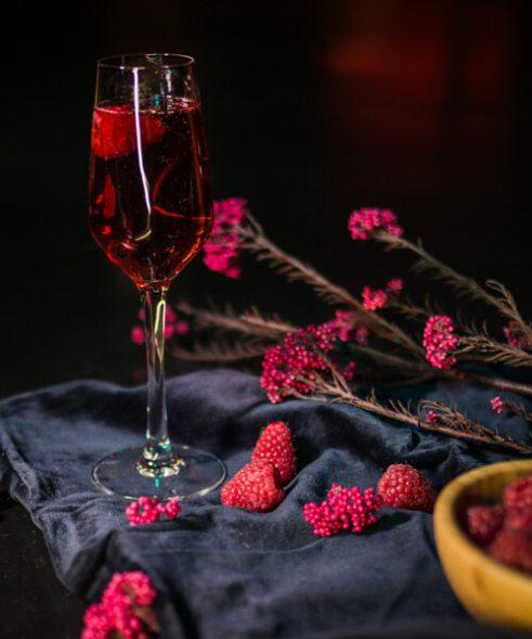 Розовая жизнь рецепт коктейля, состав, фото