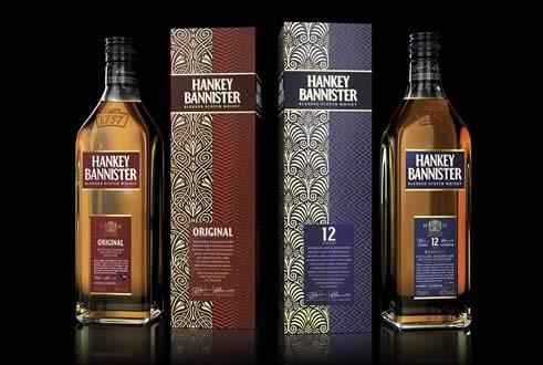 Виски Ханки Баннистер: история, обзор вкуса и видов