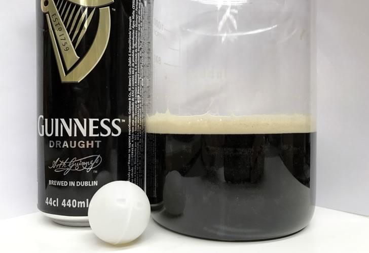 Для чего нужна азотная капсула в пиве