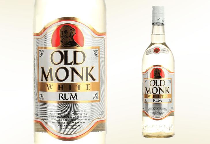 Old Monk White