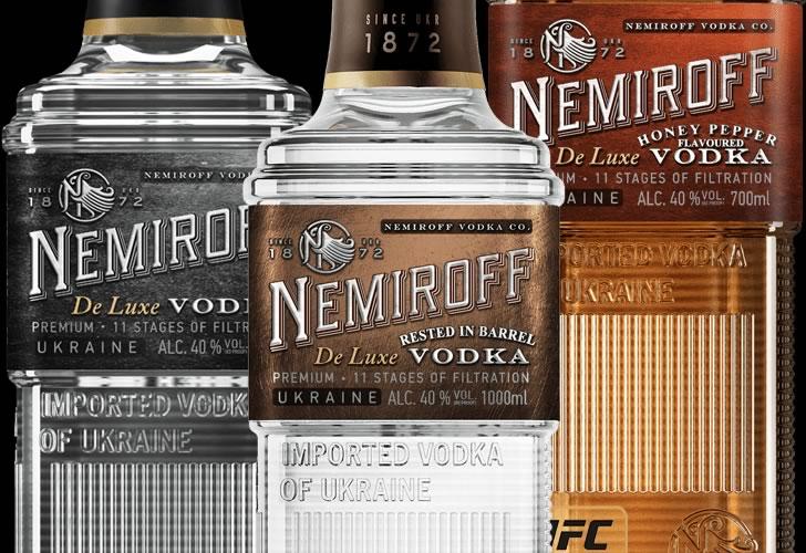 Nemiroff De Luxe