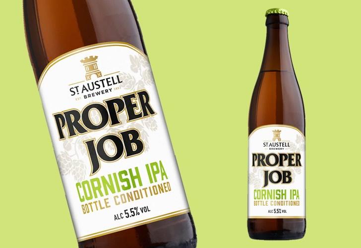 St Austell Proper Job