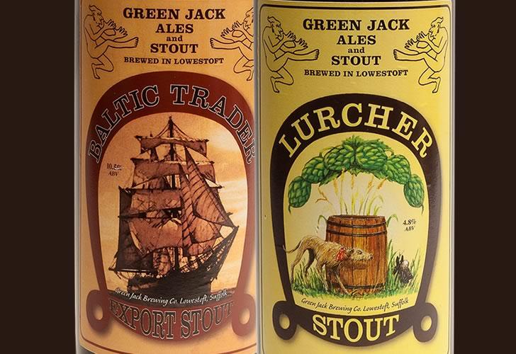 Green Jack Baltic Trader