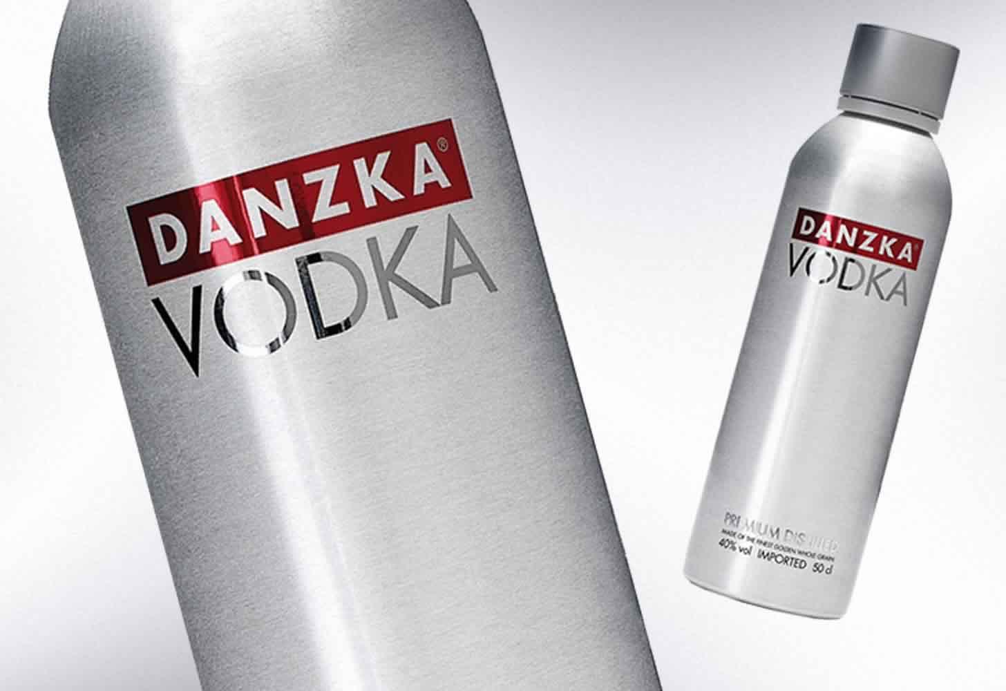 Водка Danzka: история, обзор видов, как и с чем пить + как отличить подделку